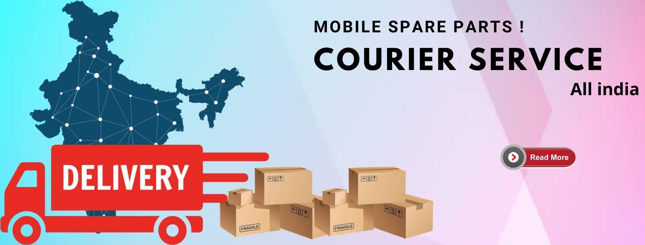 mobile spare parts Courier Service Bsas Mobile Service