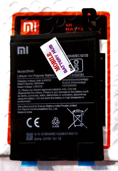 BN 48 Battery BSAS Mobile Service