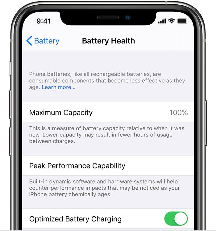iPhone Battery Original